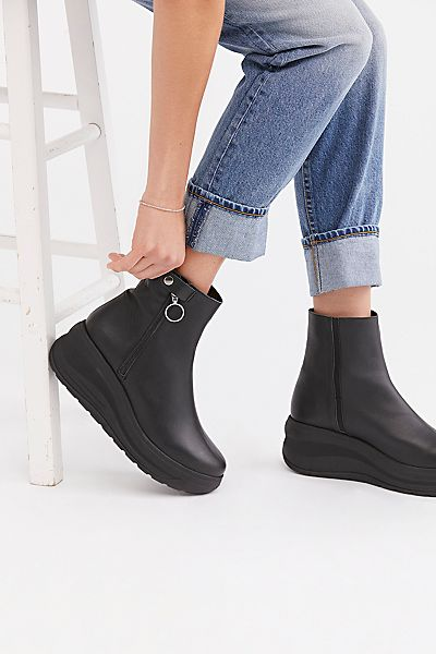 "Free People Boots ""Scorpio Platforms"""