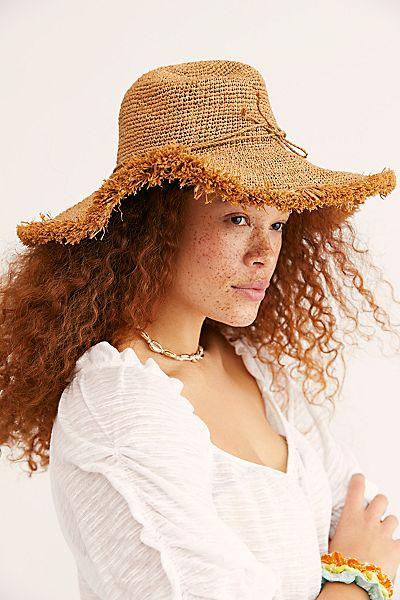 Sans Arcidet Straw Hat