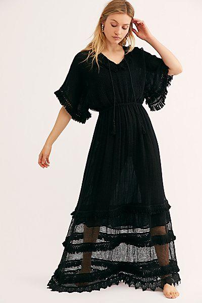 """Place Nationale Maxi Dress """"Le Fier"""""""