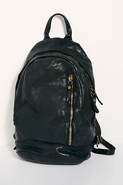Campomaggi Distressed Backpack
