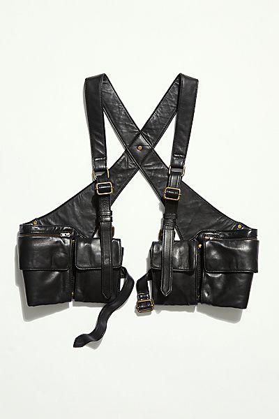 Nicholas K Utility Harness Bag