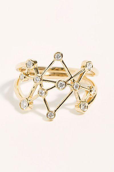 """Logan Hollowell Ring """"Midas Star"""""""