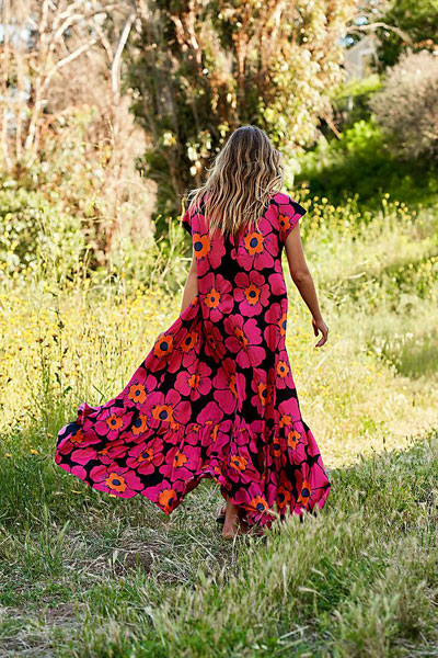 "Free People Maxi Dress ""Blossom"""