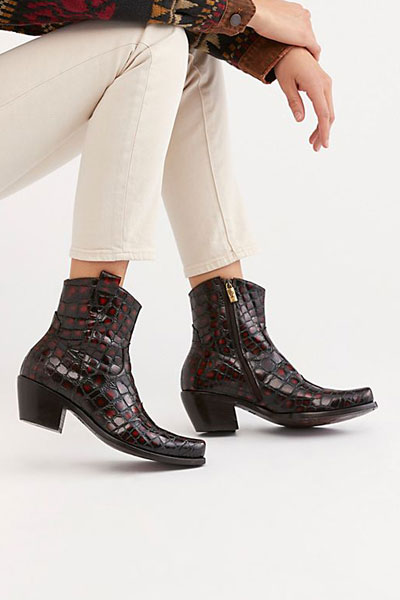 """J Ghost Western Boots """"Vancouver"""""""