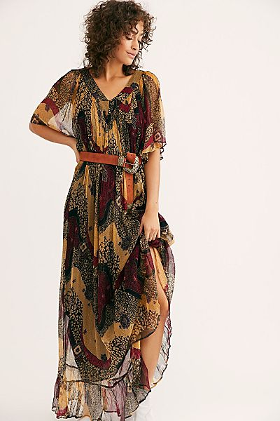 "Mes Demoiselles Maxi Dress ""Savannah"""