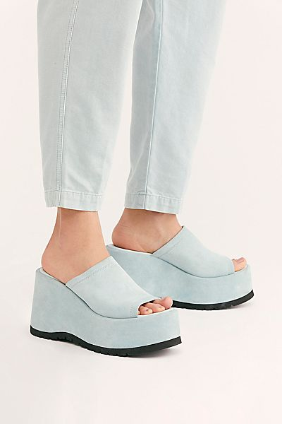 "Free People Sandals ""Avery Platforms"""