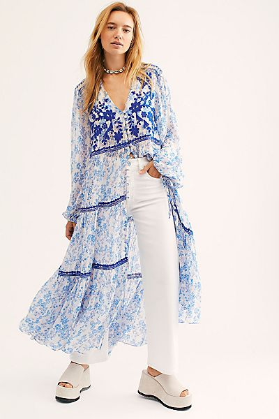 """Free People Maxi Top """"Call On Me"""""""
