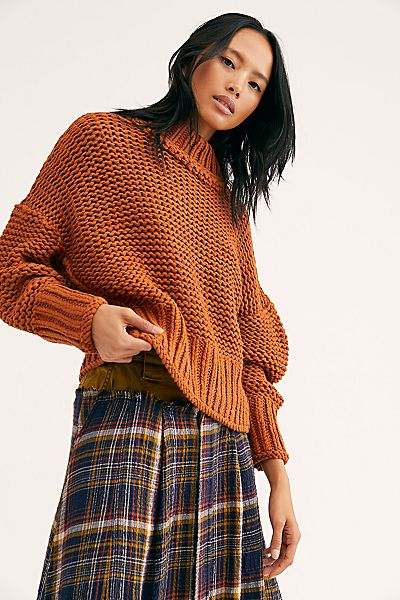 "Free People Sweater ""My Only Sunshine"""
