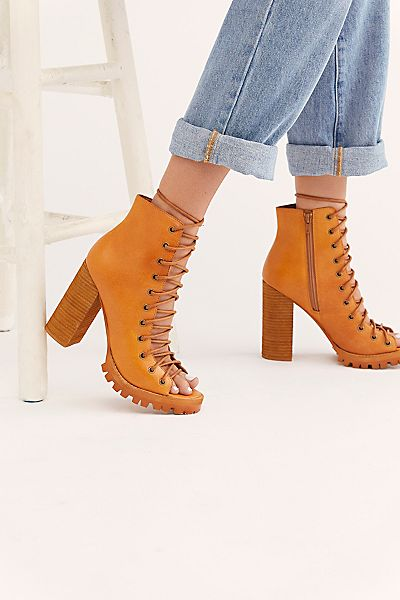 """Jeffrey Campbell Heel Boots """"Palermo"""""""