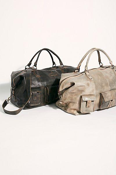 """Bed Stu Weekender Bag """"Exile"""""""