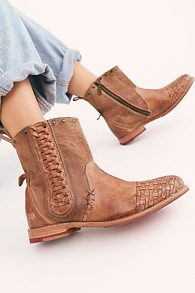 """Bed Stu Ankle Boots """"Lowell"""""""