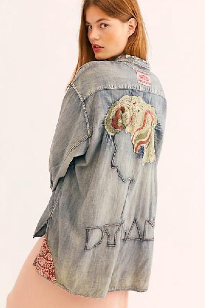 """Magnolia Pearl Denim Shirt """"Dylan"""""""