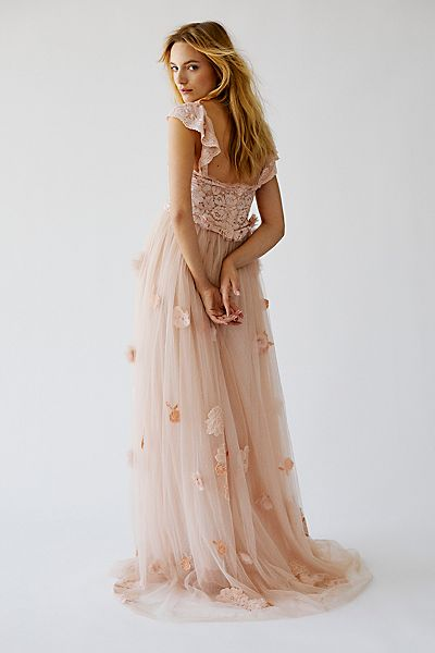 "LoveShackFancy Maxi Dress ""Irene Gown"""