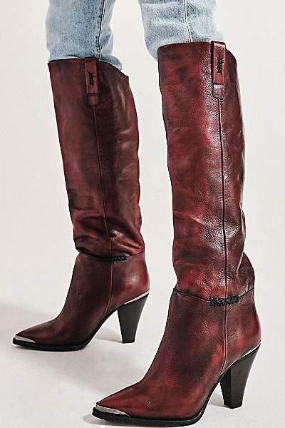 "Free People Tall Boots ""Stevie"""