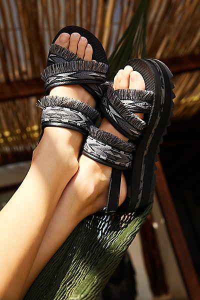 "Teva Sandals ""Ceres Flatforms"""