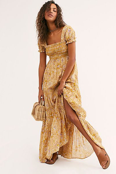 "Free People Maxi Dress ""Getaway"""