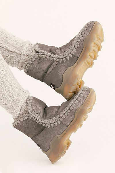 "MOU Boots ""Grey Eskimo Mountain"""