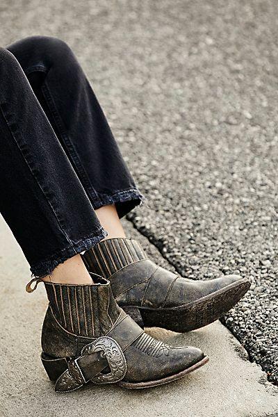 """Matisse Biker Boots """"Understated"""""""