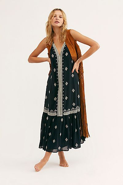 "Free People Dress ""Nomadic Dreams"""