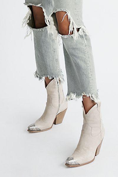 "Free People Western Boots ""Brayden"""
