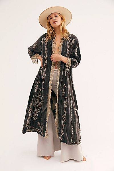 "Magnolia Pearl Coat ""O'leary Duster"""