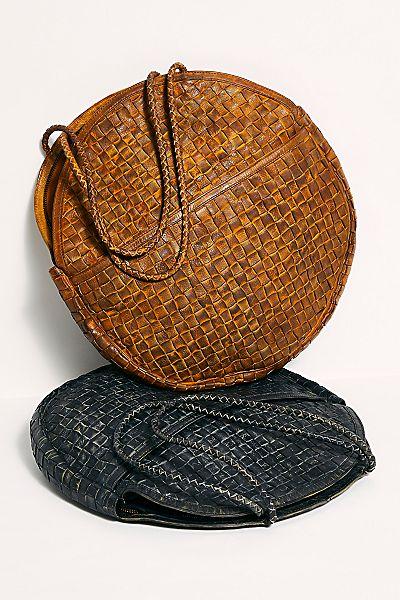 """Circle Tote Bag """"Silva"""""""