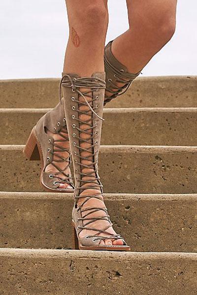 "Jeffrey Campbell Gladiator Sandals ""Zelda"""