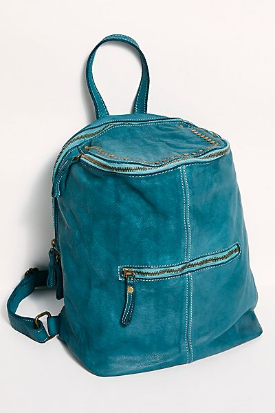 "Free People Backpack ""Bolsa Nova"""