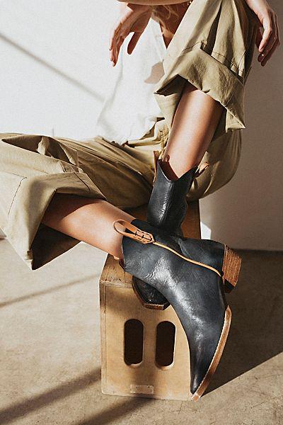 "Free People Western Boots ""Wesley"""