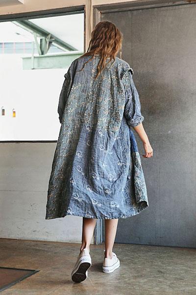 """Magnolia Pearl Kimono """"Good Fortune"""""""