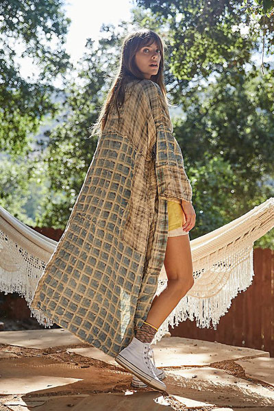 "Magnolia Pearl Kimono ""Holland Patchwork"""