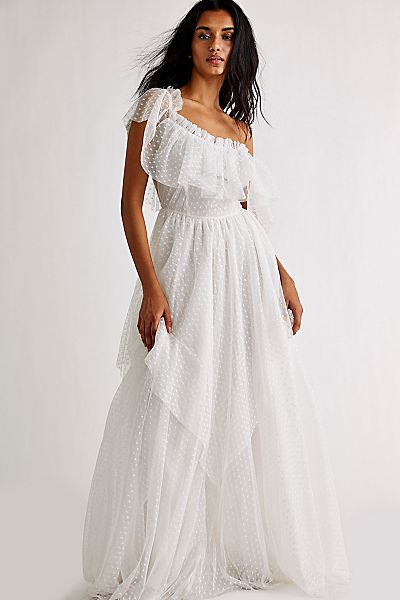 "LoveShackFancy Maxi Dress ""Noni Gown"""