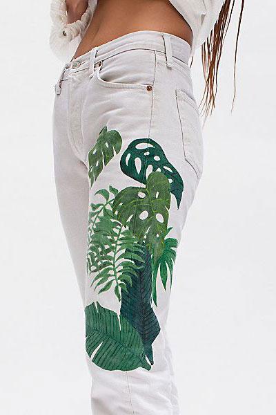 "Rialto Jeans ""Botanical"""