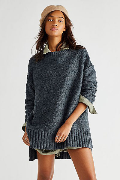 """Free People Sweater """"Sparrow Pullover"""""""