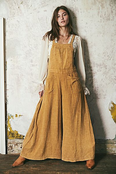 """Free People Jumpsuit """"Cyprus Ave Overall"""""""