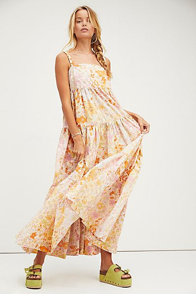 "Free People Maxi Dress ""Park Slope"""