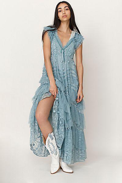 "LoveShackFancy Maxi Dress ""Xena Gown"""