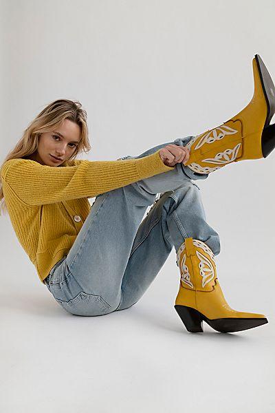 "Toral Western Boots ""Sun Burst"""