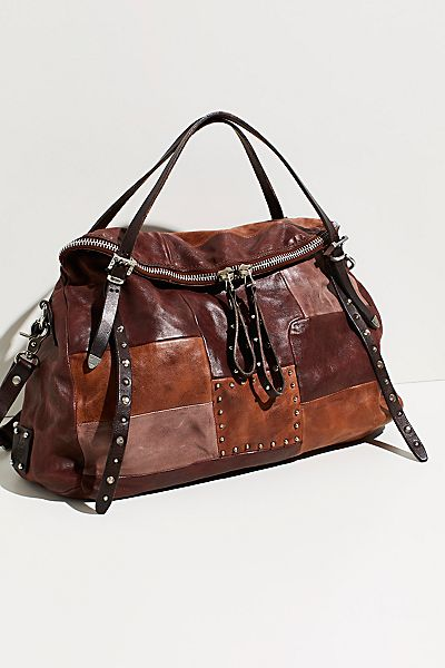 """A.S.98 Tote Bag """"Impala Patchwork"""""""