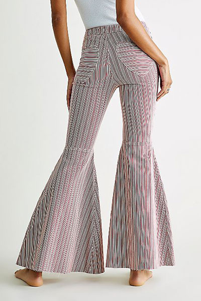 "Free People Flare Jeans ""Be Mine"""