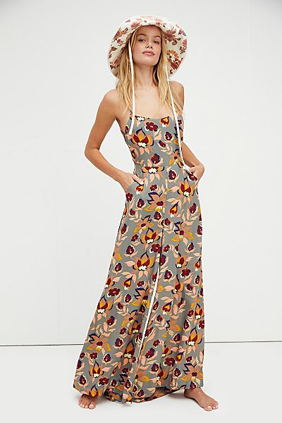 "Free People Jumpsuit ""Coco One Piece"""