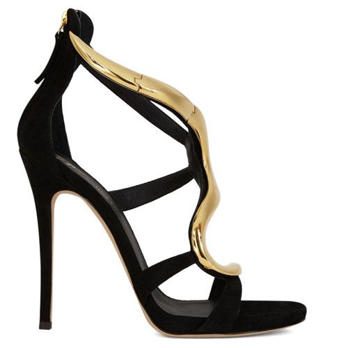 """Giuseppe Zanotti Stiletto Sandals """"Venere"""""""