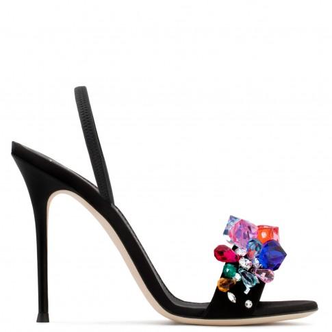 Giuseppe Zanotti BLINDA Crystals Sandals