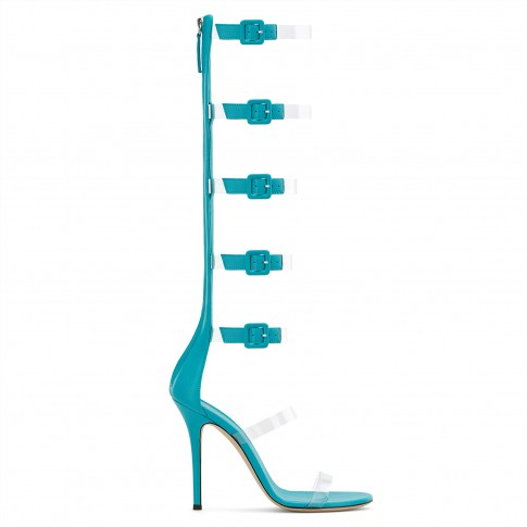 "Giuseppe Zanotti Gladiator Sandals ""Catrina"""