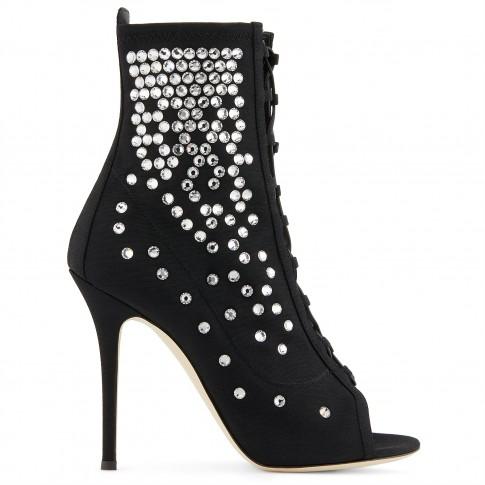 "Giuseppe Zanotti Boots ""Jenna"" Women's High-Heel Shoes"