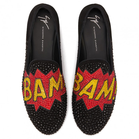 "Giuseppe Zanotti Loafers ""G Bubble"" Men's Shoes"
