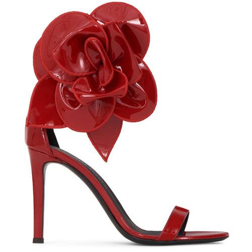 "Giuseppe Zanotti Heel Sandals ""Red Siuxsie"""