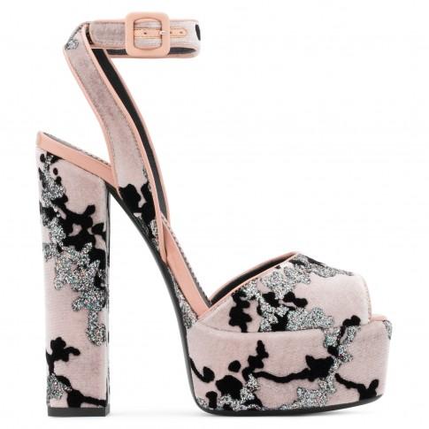 "Giuseppe Zanotti Women's Sandals ""BETTY"" Clogs"