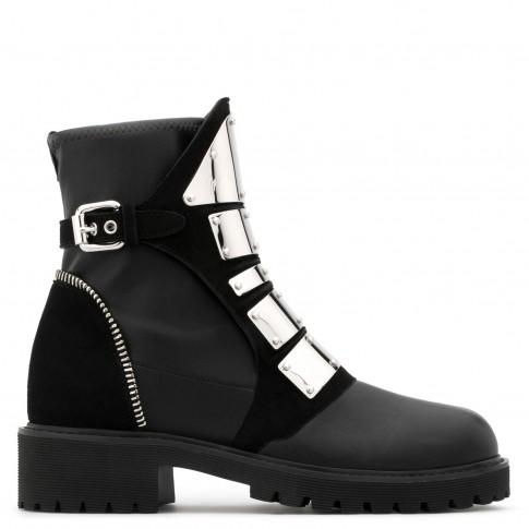 """Giuseppe Zanotti Boots """"Regan"""" Women's Shoes"""