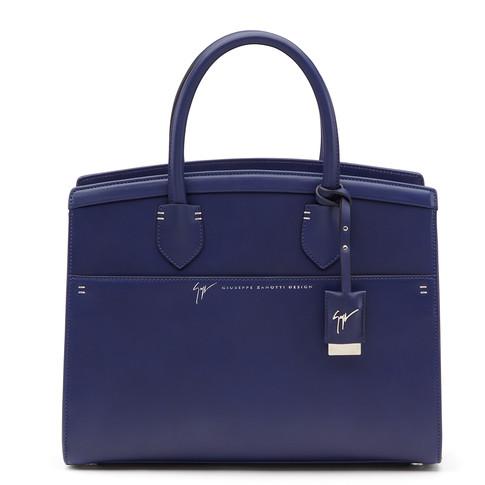 Giuseppe Zanotti Totes - ANEGELINA - Women's Blue Bag